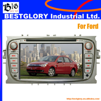 7 inch touch screen Car DVD Player with BT/DVD for Ford