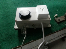 Thermostat ,Fan controller for hydroponics,thermal protector