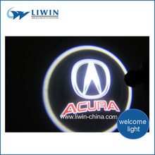 low defective rate led logo car door shadow projector light ,hotest sale led car logo door light ghost led car logo for liwin