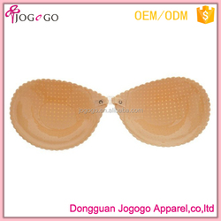 Guangdong artificial invisible fabric adhesive and silicone adhesive bra