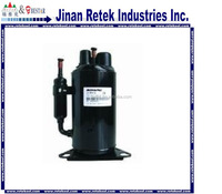 Rotary air conditioner compressor as air conditioning parts