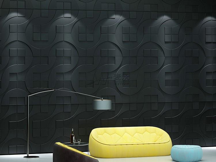 Panneau mural d coratif 3d moule prix pvc panneau mural papiers peints enduit - Panneau decoratif 3d ...