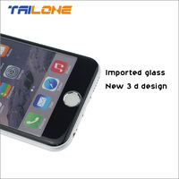 color 3D liquid screen protector for iphone tempered glass screen protector