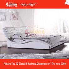 Foshan muebles baratos de la fábrica de tamaño completo para camas venta( 2821#)