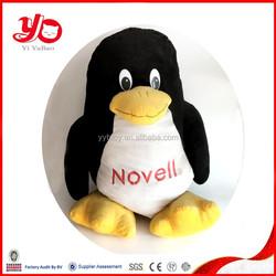 2015 New custom voice recording plush penguin toys , custom penguin plush toys