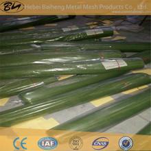 100g/m2 green HDPE plastic window screen