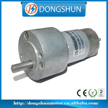 China Factory of 12v DC 50mm DS-50RS555 12v dc motor high torque 1500rpm