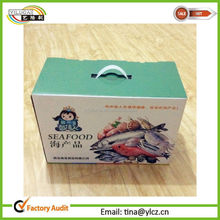 Custom Corrugated Cardboard Boxes with Lid