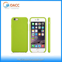 official silicone case for iphone,for iphone 6 silicone case mix color