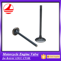 factory motorcycle engine valve bajaj ct100 spare parts