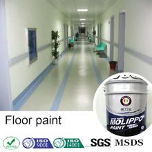 Cheap wearproof solvent free epoxy floor level