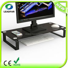 Innovative elegant practical detachable desktop computer stand