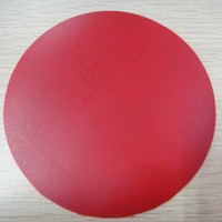 0.6mm high quality Colorfastness PVC vinyl coated polyester truck tarp fabric
