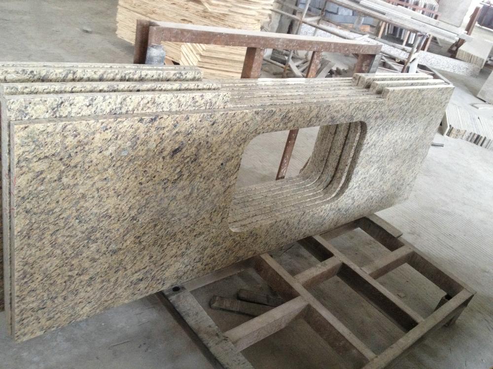 pulido cocina encimera de granito de precio por metro
