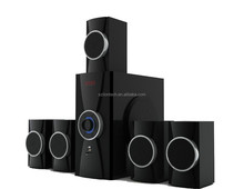 hot sale subwoofer speaker 5.1 with USB SD port FM and remote