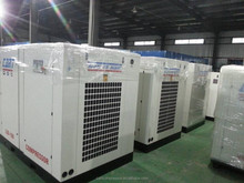 90KW/125HP screw air compressor direct drive SIEMENS electric system
