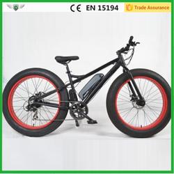Hot fat tyre electric bike mountain e-bike cheap electric bike for sale