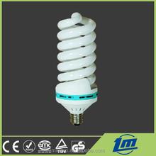 chin U half spiral full spiral lotus 7mm-17mm Tricolor E14 E27 B22 E40 2700K-6400K High quality light Energy Saving Bulb