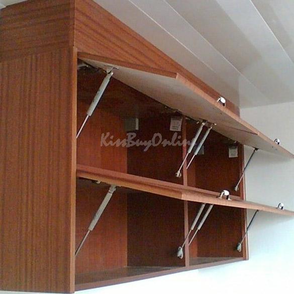 Kitchen Cabinet Door Lift Pneumatic Support Hydraulic Gas Spring ...