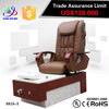 2015 pedicure foot spa massage chair& used spa pedicure chairs& electric salon foot spa equipment S816-3