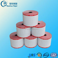 hot sale cheap thermal paper rolls/white thermal paper