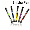 High quality and best price shisha colored smoke.e shisha hookah pen with many good flavors