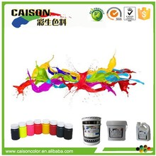 CD-3040 Eco Friendly paste for gold fabric dyeing with one bath