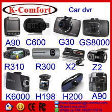 K-comfort factory supply cmos wide angle car dvr