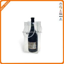 Promotional Plastic Wine Cooler Bag