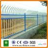 CE certificate Zinc Steel Ornamental Iron Tubular Fence