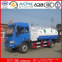 MINI water tank truck/sprinkler/watering-cart truck price for export