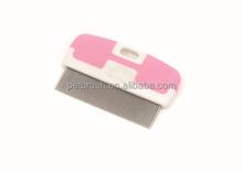 pet pp material lice comb