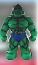 giant Comic-Con International inflatable Green Giant character