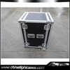 high quality plywood 19 inch audio carry Case for amplifier