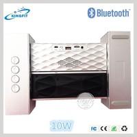 High Quality 18'' Subwoofer Bluetooth Speaker Box Car Speaker