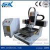 Mini desk SKA-4040L metal mould engraving machine cnc router for aluminium cladding sheets