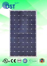 260W 270W 280W 60 cells TUV/MCS/UL/CEC/JET Taiwan 250 w 255 watts PV Mono Solar Panel