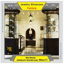 Top grade jewellery showroom decoration jewellery showcase