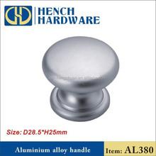Aluminum material wood dresser knobs cabinet knobs