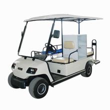 2 sitz elektrischen Krankenhaus transportwagen für krankenwagen lt-a 2. hs