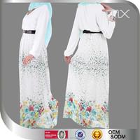 Plus size white flower girl dresses afghani dresses apparel manufacturer kebaya nyonya moroccan takchita omani thobe
