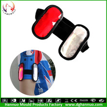 Best selling for running new LED arm light/reflective armband/ sport led flashing armband