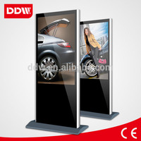 47 inch floor standing 3g wifi full hd hard disk media player with display DDW-AD4701SN