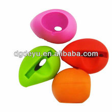 personal silicone loudspeaker for apple mobile phone