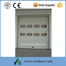 High quality vertical lifting sectional industrial door sale