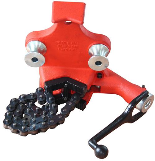 H402 цепи трубка вице / трубы тиски