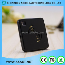 AXAET Personal Alarm Device Electronic Battery Replaceable Bluetooth Anti-lost Alarm for Located the Key, Cat, Dog, Wallet