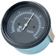 heavy duty automobile meter rpmTachometer