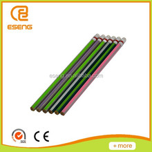Three Surface Stamping Fluorescent Colored Pencil