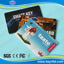 Printing cards/NFC cards/dual frequency/125khz proximity Factory Smart Card
